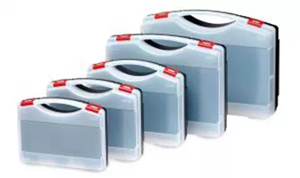 Translucent Carrying Cases
