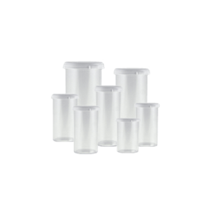 Picture for category Clear Rigid Styrene Snap Cap
