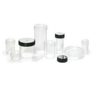 Picture for category Metallocene Polypropylene Threaded Top Vials & Jars