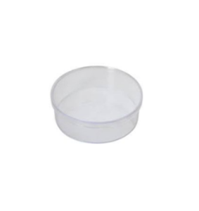 Round Styrene Containers