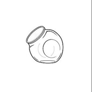 Cookie Jar Style – Snap Lid